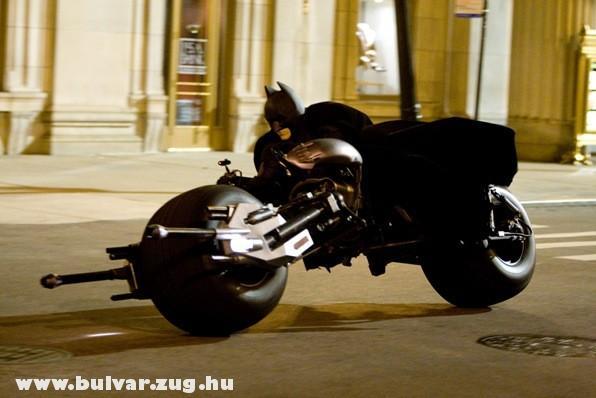 Batman kétkeréken