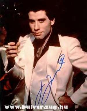 Travolta fénykorában
