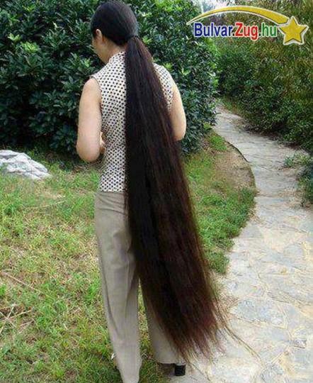 Mekkora haja van!
