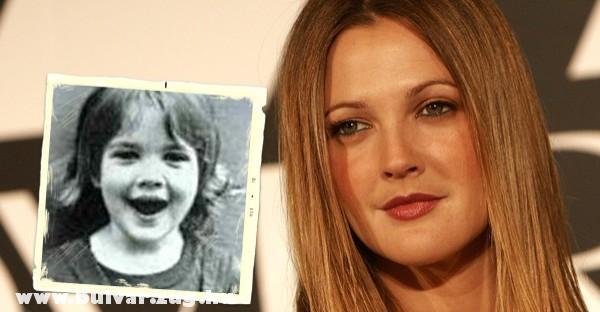 Drew Barrymore (Gyermekként)