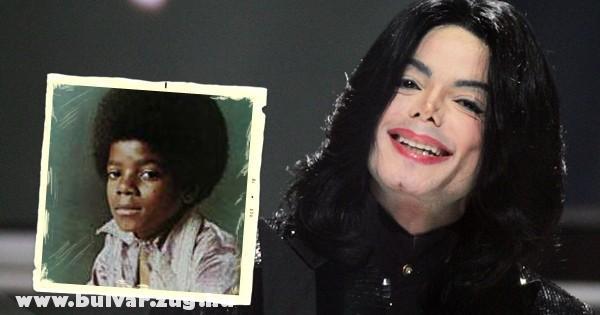 Michael Jackson (Gyerkekként)
