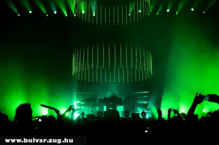 Chemical Brothers - Sziget 2011