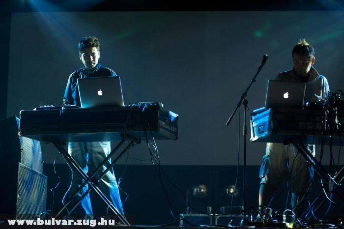 Bomb The Bass - Sziget 2011