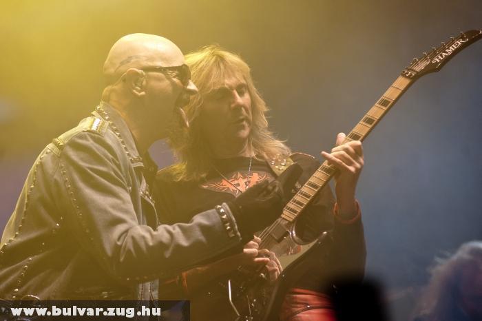 Judas Priest - Sziget 2011