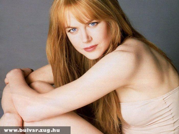 Nicole Kidman igazi arca