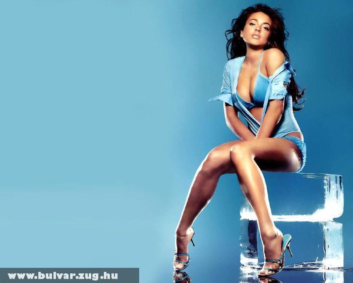 Lindsay Lohan szexi teste