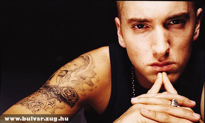 Eminem a rapper