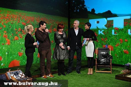 Csillag Születik 2012: Mûsorvezetõk és ítészek