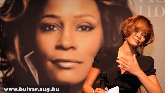 48 évesen meghalt Whitney Houston