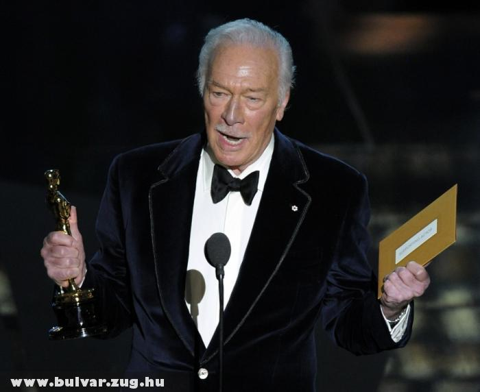Oscar 2012: Christopher Plummer