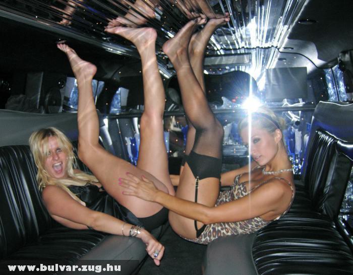 Így bulizik Paris Hilton
