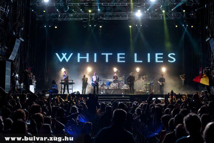White Lies a Szigeten 2011-ben