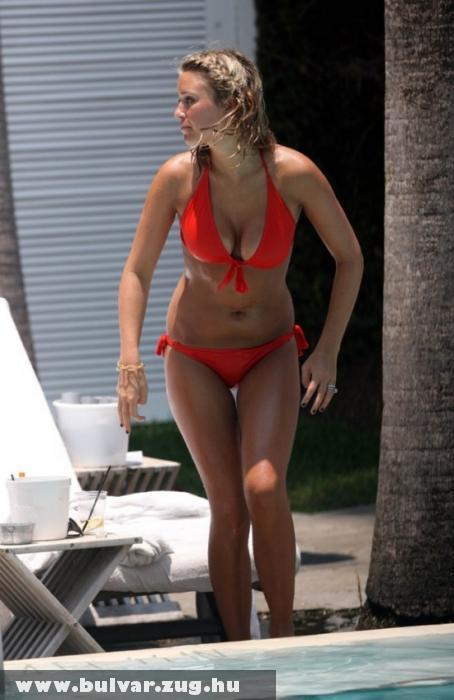 Alex Curran, Steven Gerrard felesége