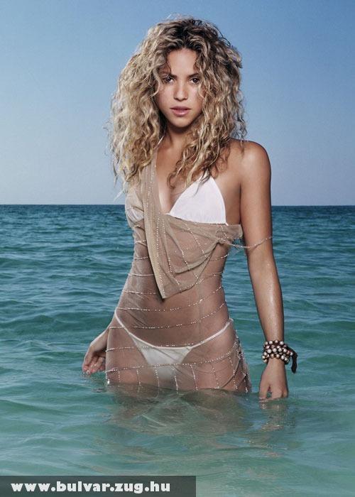 Shakira Gerald Pique barátnõje