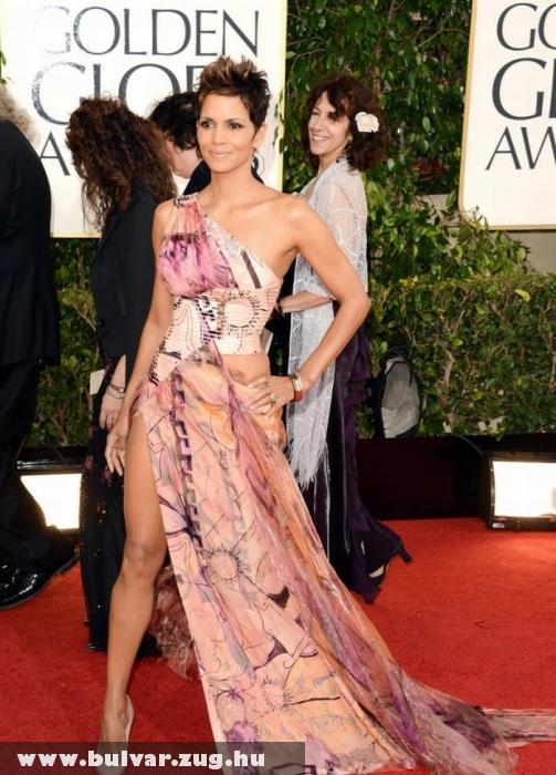 Halle Berry a Golden Globe-on