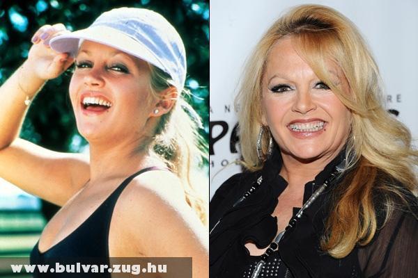 Így megöregedett a Dallas egykori szexis sztárja ! Charlene Tilton felett is eljárt az idõ. A Lucy Ewing szerepét játszó mindig szexis színésznõ mosolya még a régi, de kislányos bája és arcvonásai már a múlté!