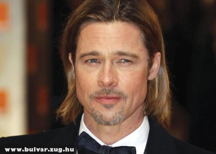 Brad Pitt az év apukája címre hajt