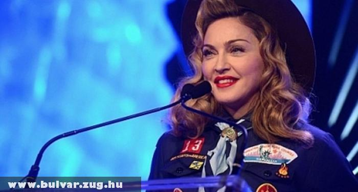 Madonna beszólt a melegellenes cserkészeknek