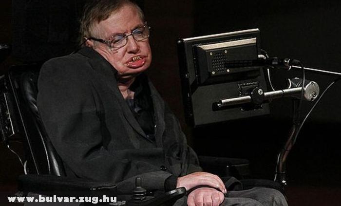Dokumentumfilm készült Stephen Hawkingról