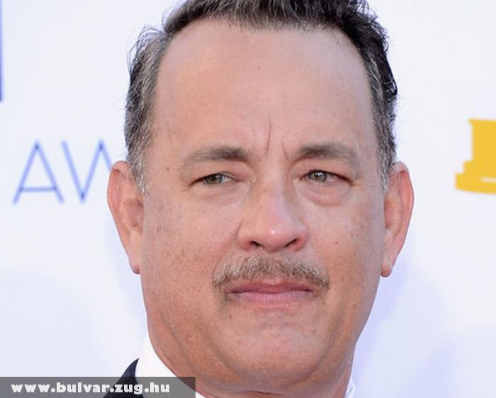 Tom Hanks nagyapa lett