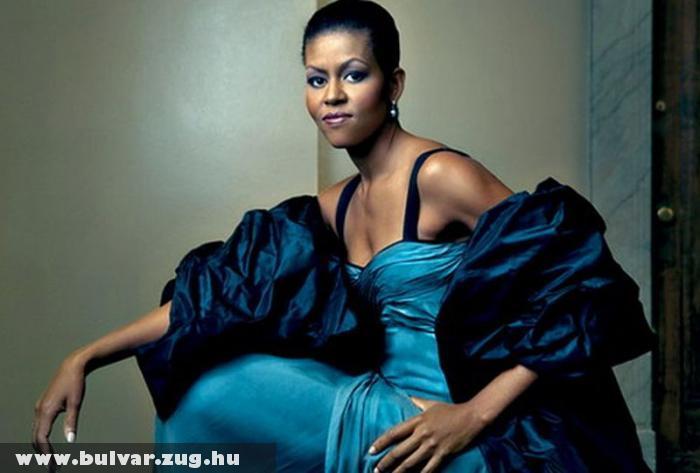 Michelle Obama ismét a Vogue címlapján szerepel