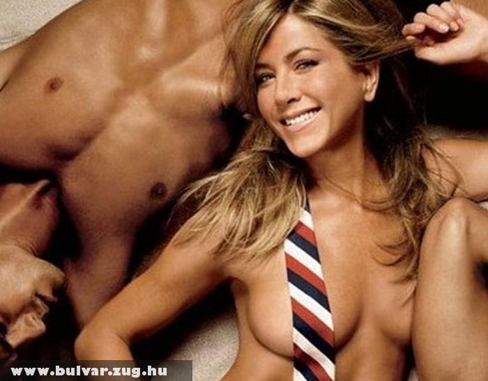 Jennifer Aniston ledobta ruháit