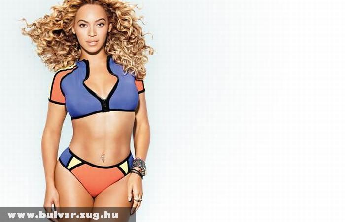 A szülés után is csúcsformában van Beyoncé