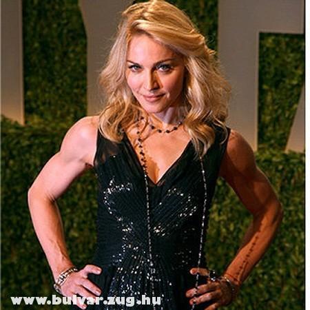 Madonna az izmos 50-es!