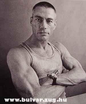 Az öreg Van Damme