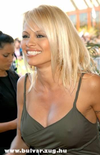 Pamela Anderson hegyes bimbije