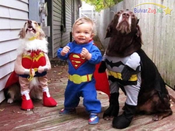 A három szuperhős