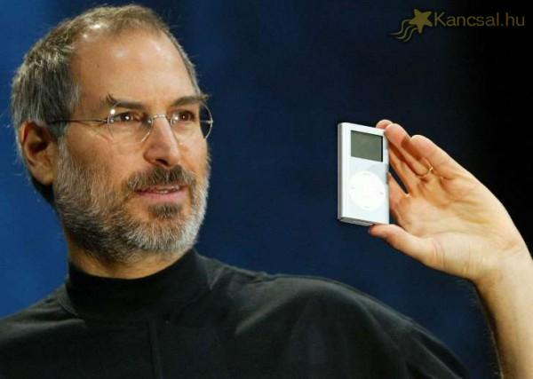 Steve Jobs megálmodta az Apple sikeres termékeit