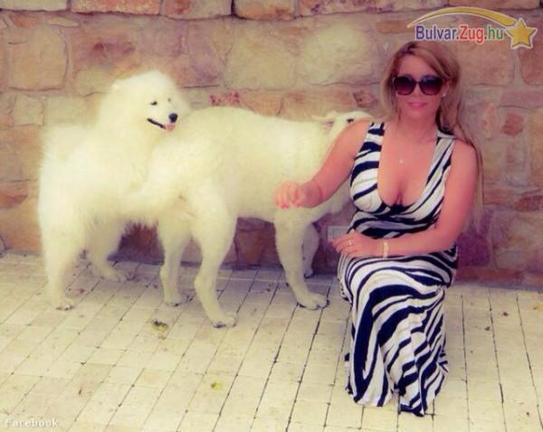 VV (Baukó) Éva két kutya mellett dobta ki a mellét