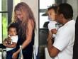 Beyoncé és a család