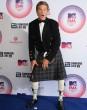 David Hasselhoff skótszoknyában bulizott