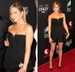 Foltos ruhában jelent meg Jennifer Aniston