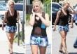 Kivillantotta narancsbőrös combjait Britney Spears