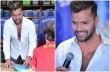 Kivillantotta tetoválását Ricky Martin