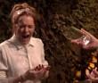 Lindsay Lohant arcon öntötték egy pohár vízzel egy showműsorban