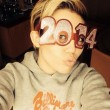 Miley Cyrus így kívánt Boldog Új Évet