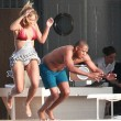 Önfeledten szórakozott Jay-Z és Beyoncé