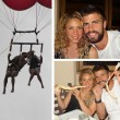 Shakira-ék családi nyaralása