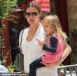 Jennifer Garner és gyermeke