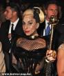 Lady Gaga a Grammy 2012-es átadón