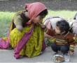 2 éves kicsi eteti fogyatékos anyját
