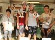 Állatbarátkoztunk a Sziget 2014-en a Civil Szigeten, az Orpheus Állatvédő Egyesület standján