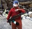 Gyermekkatona - lázadó - Szíriából