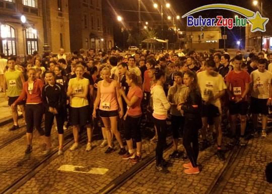 Több százan futottak az utolsó villamos után