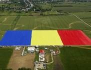 Guiness Világrekord Romániában: a világ legnagyobb zászlaja