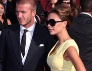 Nem mindennapi ajándékkal lepte meg a nagyszülőket a Beckham házaspár